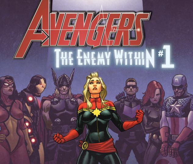 AVENGERS: THE ENEMY WITHIN 1