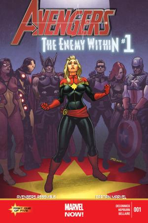 Avengers: The Enemy Within  #1