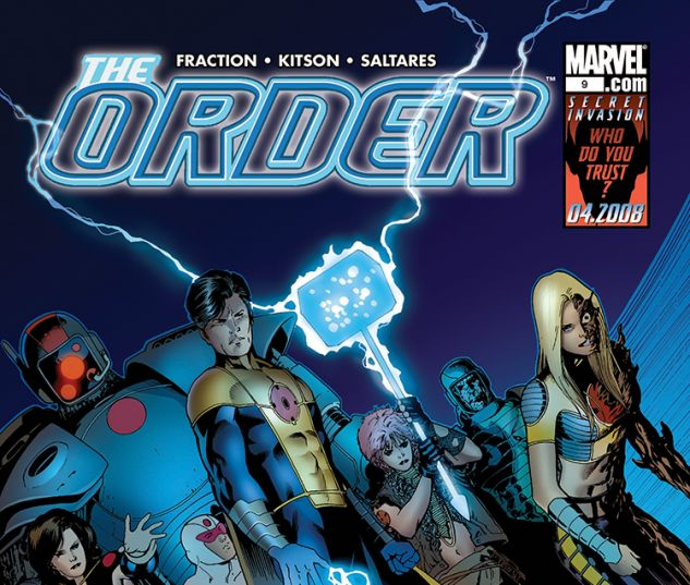 The Order (2007) #9
