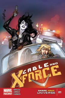 Cable and X-Force (2012) #11