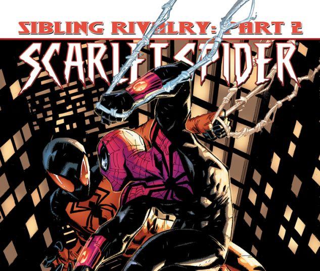 SCARLET SPIDER 20