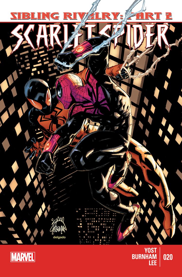 Scarlet Spider (2011) #20