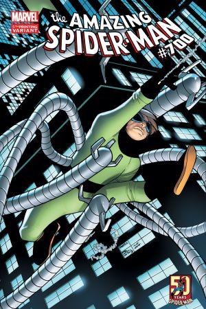 Amazing Spider-Man (1999) #700 (Ramos 5th Printing Variant)