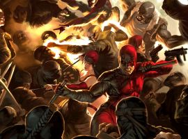 Unlimited Highlights: Classic Daredevil Villains