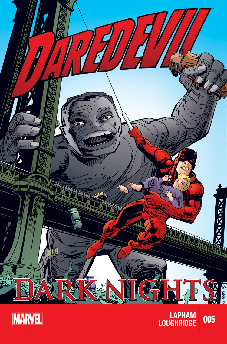 Daredevil: Dark Nights (2013) #5