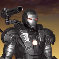 War Machine (Iron Man 3 - The Official Game)