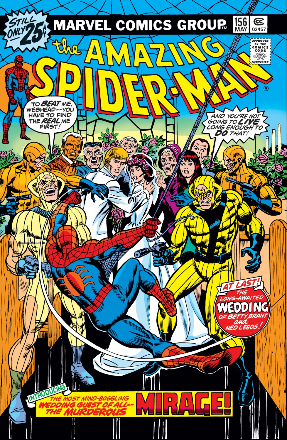 The Amazing Spider-Man (1963) #156