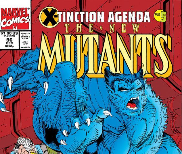 New Mutants (1983) #96