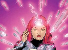 Jean Grey by Frank Quitely
