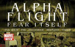 Alpha Flight (2011) #1