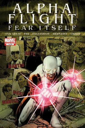 Alpha Flight (2011) #1