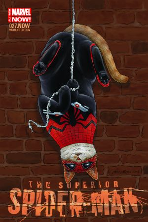 Superior Spider-Man (2013) #27 (Parks Animal Variant)
