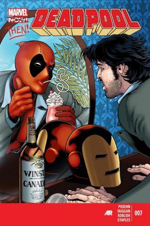 Deadpool (2012) #7