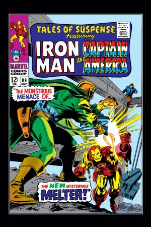 Tales of Suspense #89
