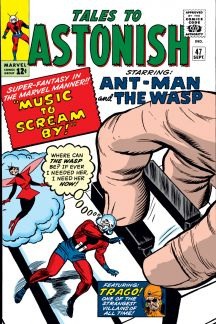 Tales to Astonish #47