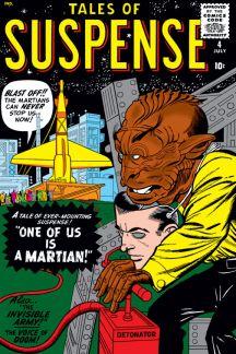 Tales of Suspense (1959) #4