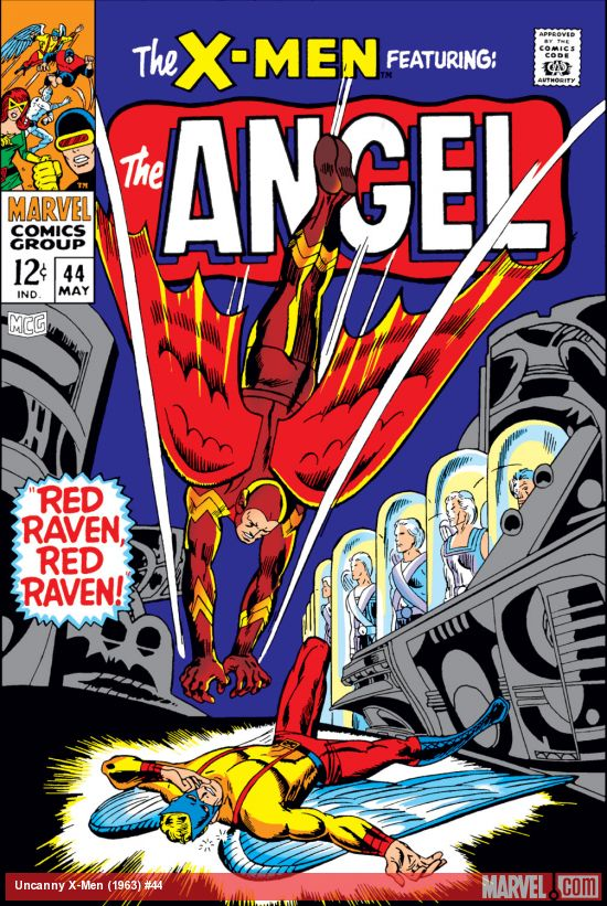 Uncanny X-Men (1963) #44