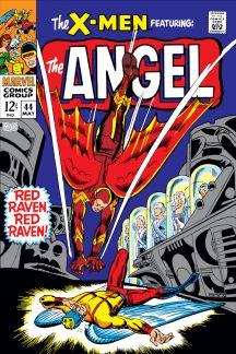 Uncanny X-Men #44