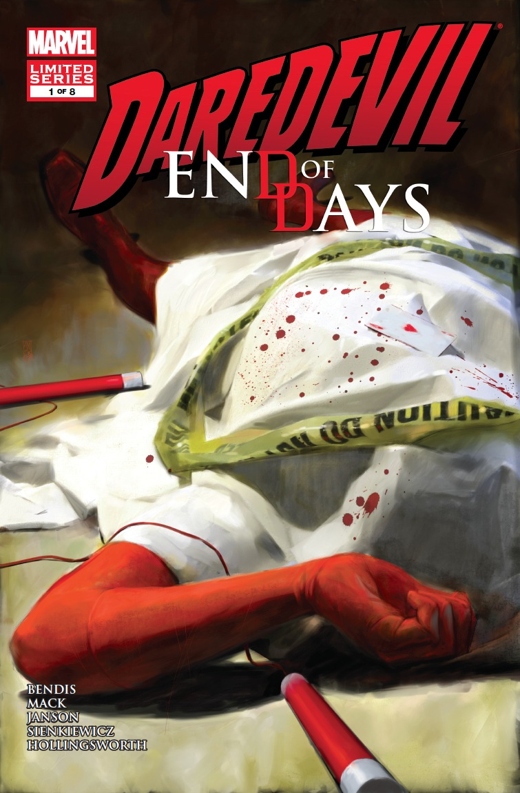 Daredevil: End of Days (2012) #1