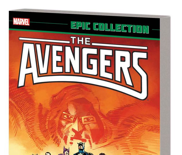 AVENGERS EPIC COLLECTION: JUDGMENT DAY TPB