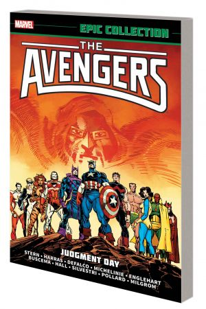 Avengers Epic Collection: Judgment Day (Trade Paperback)