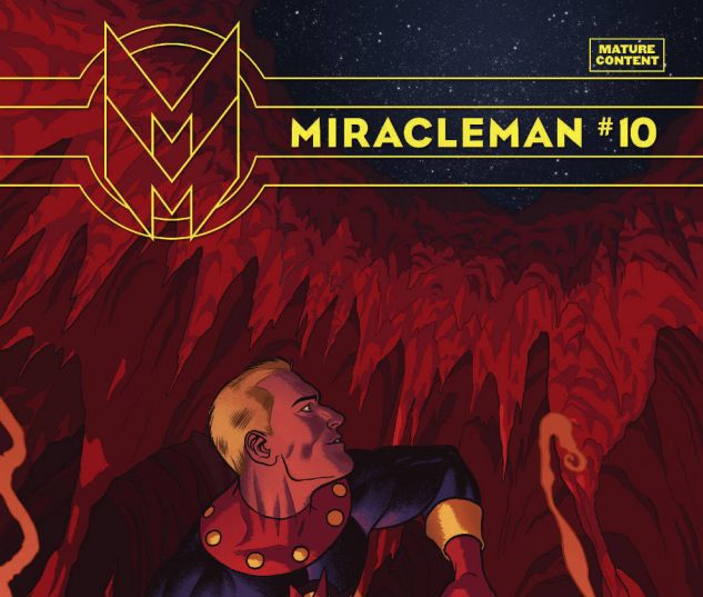 MIRACLEMAN 10 QUINONES VARIANT (POLYBAGGED)