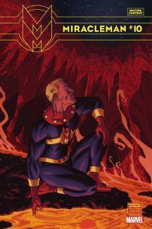 Miracleman (2014) #10 (Quinones Variant)