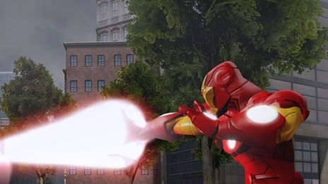 Disney Infinity: Marvel Super Heroes - Iron Man Spotlight