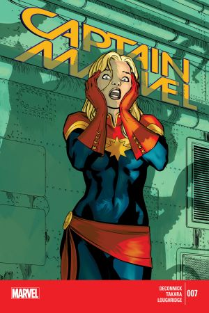 Captain Marvel (2014) #7