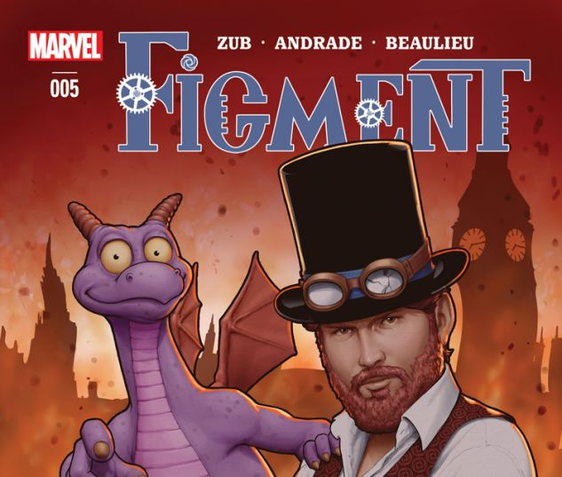 FIGMENT 5 (WITH DIGITAL CODE)