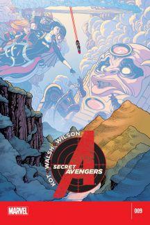 Secret Avengers (2014) #9