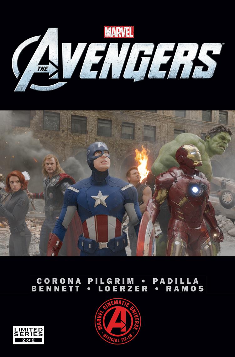 Marvel's the Avengers (2014) #2