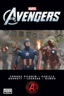Marvel's the Avengers #2