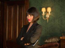 Evangeline Lilly stars as Hope Van Dyne in Marvel's Ant-Man