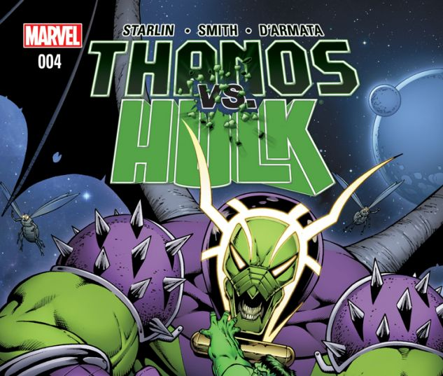 THANOS VS. HULK 4 (WITH DIGITAL CODE)