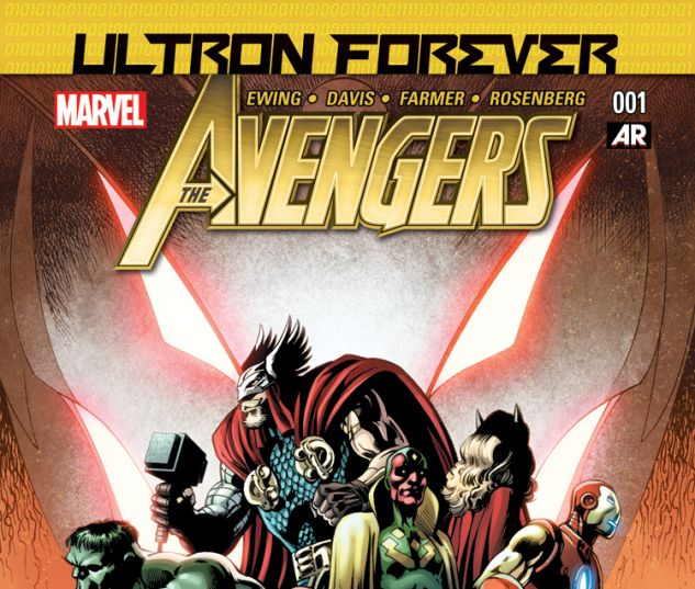 AVENGERS: ULTRON FOREVER 1 (WITH DIGITAL CODE)
