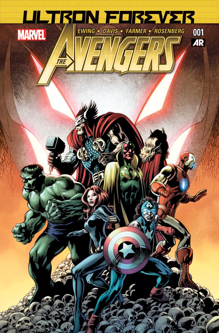 Avengers: Ultron Forever (2015) #1