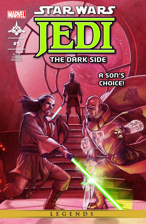 Star Wars: Jedi - The Dark Side (2011) #5