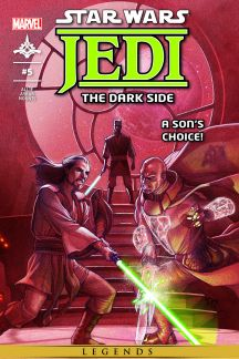 Star Wars: Jedi - The Dark Side #5