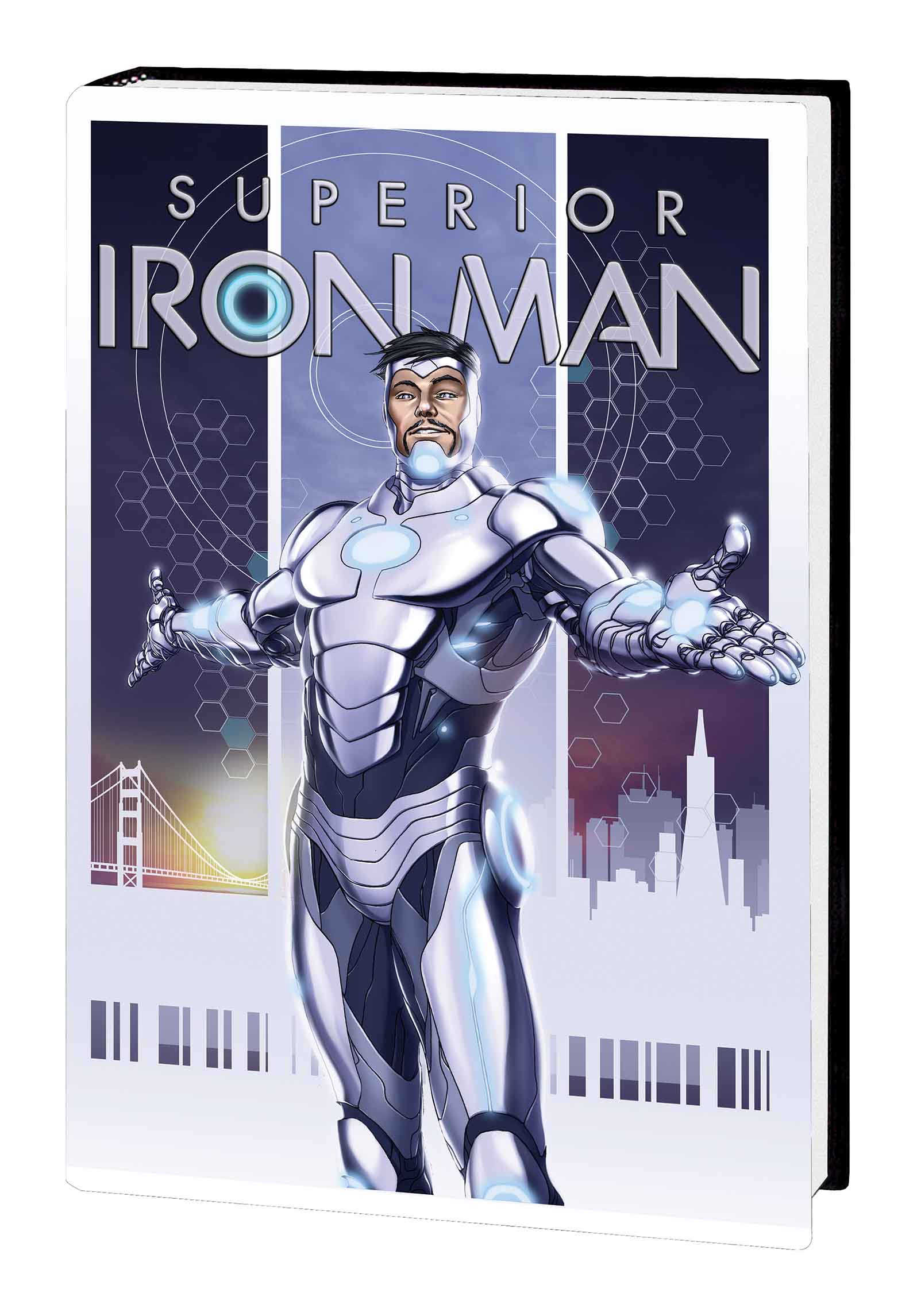 Superior Iron Man Vol. 1: Infamous (Hardcover)