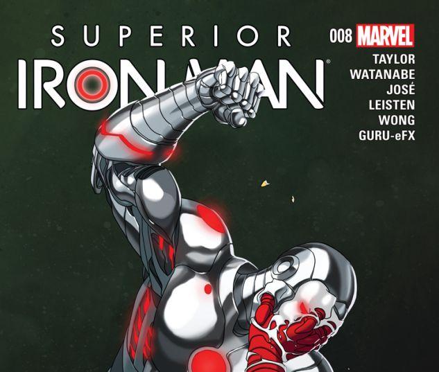 SUPERIOR IRON MAN 8 (WITH DIGITAL CODE)