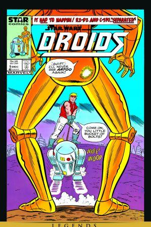 Star Wars: Droids (1986) #5