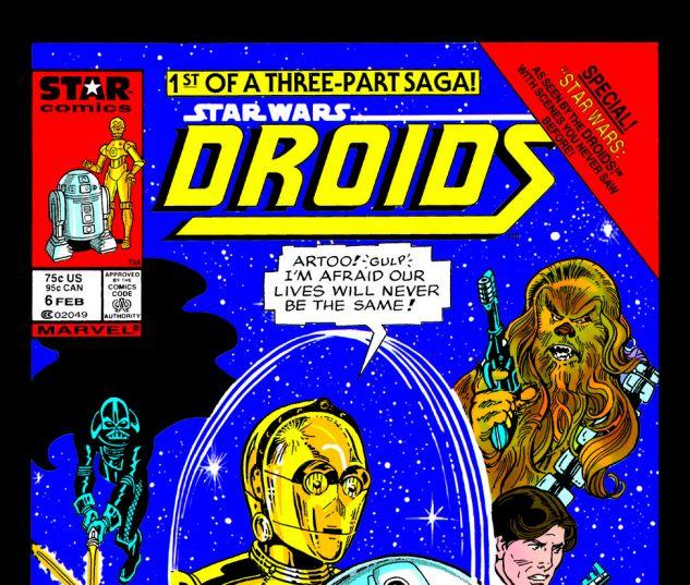 Star Wars: Droids (1986) #6