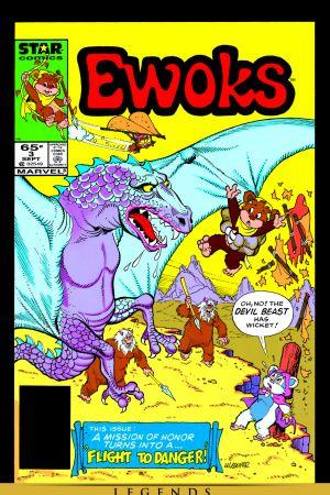 Star Wars: Ewoks (1985) #3