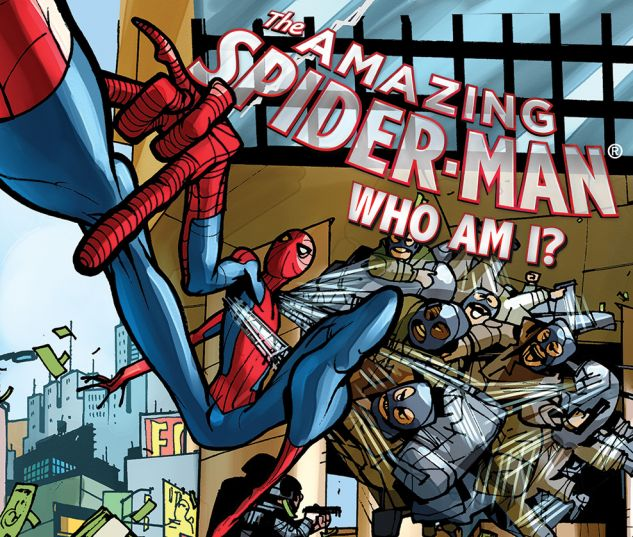 Amazing Spider-Man Infinite Digital Comic (2014) #2