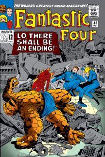 Fantastic Four (1961) #43
