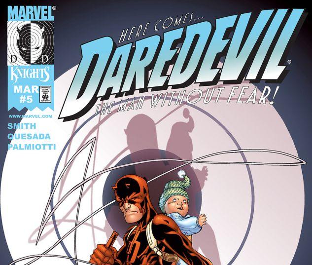 Daredevil (1998) #5