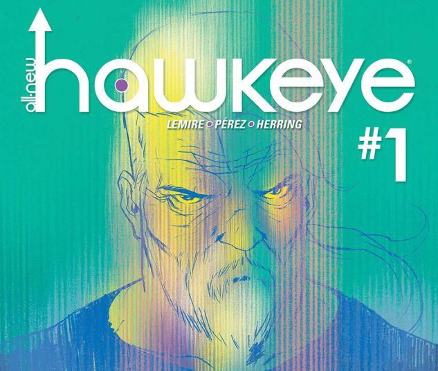 ALL-NEW HAWKEYE 1 (WITH DIGITAL CODE)