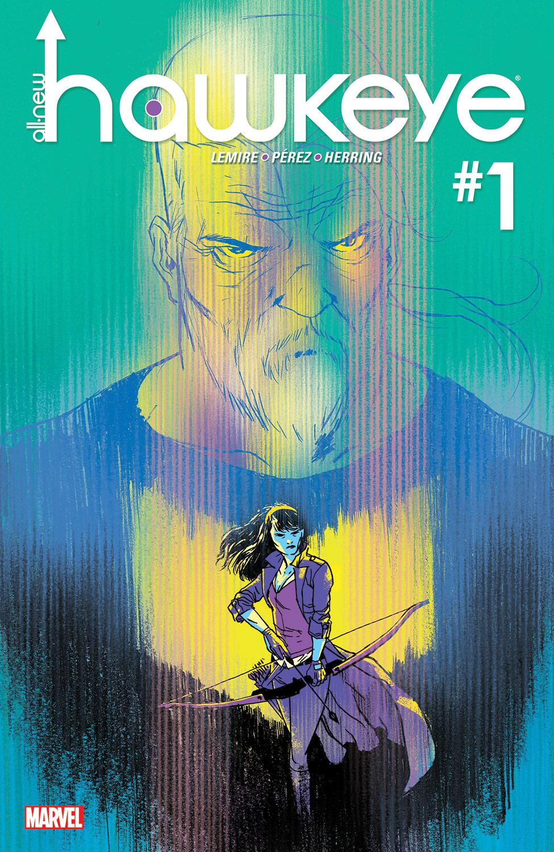 Hawkeye #1 Marvel Comics Hawkeye