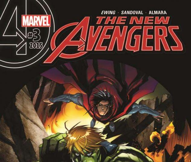 New Avengers (2015) #3